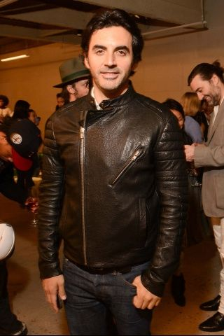 Yigal Azrouel #leather