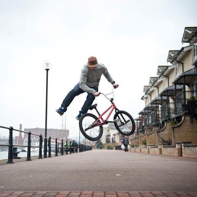 Bmx Tricks Rider With Images Bmx