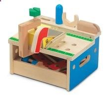 #Hunter // 3 yrs   // Melissa & Doug Mini Tool Bench at ABCZone.co.uk - FREE UK Delivery & Discounts
