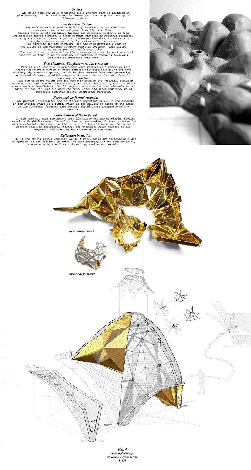 Paula Ferruz Hidden Cathedral Sao Architecture Design Competition Architecture Graphics Architecture Presentation