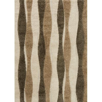 "Loloi Rugs Enchant Beigel Area Rug Rug Size: Square 7'7"" X 7'7"""