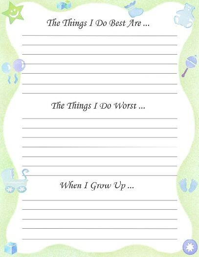 Free printable baby book page what i do best scrapbooking free printable baby book page pronofoot35fo Gallery