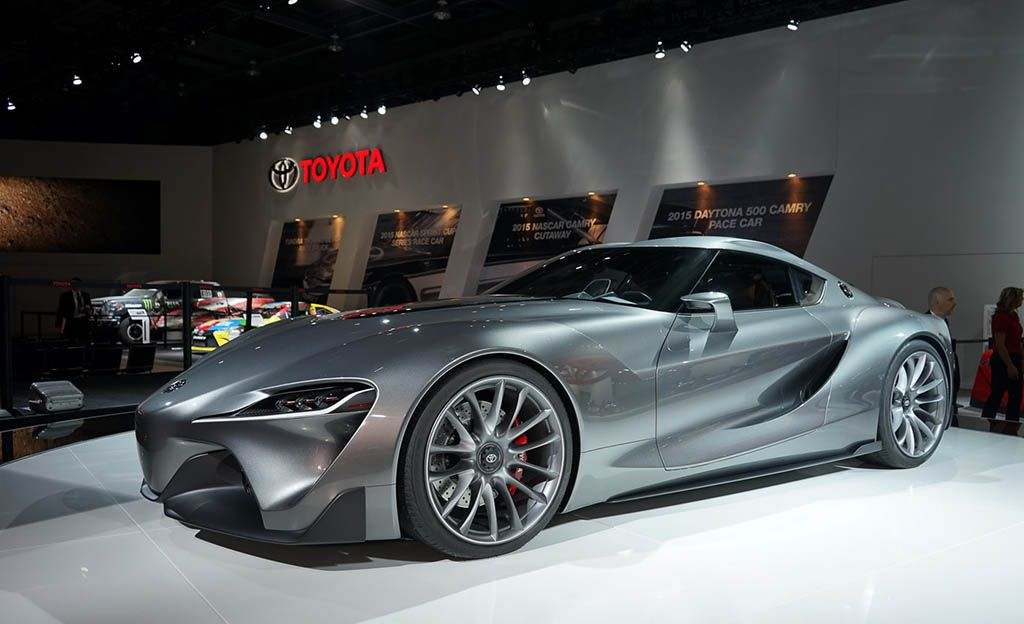2017 Toyota Supra >> 2017 Toyota Supra Redesign Automotive Latest Car Review Car