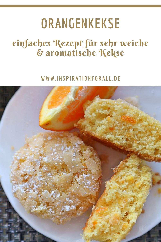Orangenkekse sehr zart & aromatisch – einfaches Rezept #peanutrecipes