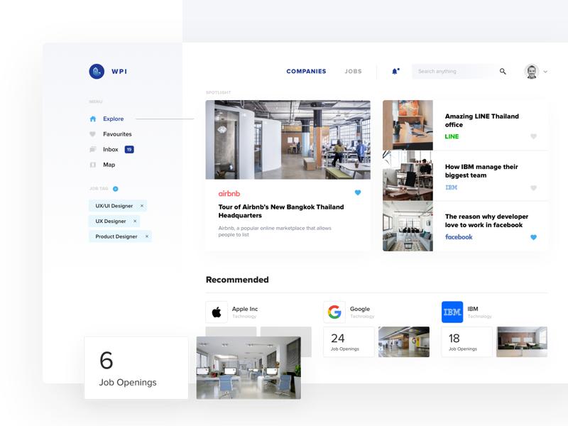 Workplace Identify Mainpage Design 2 Best Web Design Design Web Design Inspiration