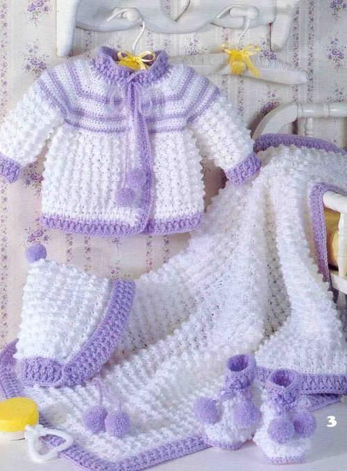 ceccf4afa Soupravička pro mimi | Pletení | Svetříky pro miminka, Pletení na miminka a  Háčkování na miminka