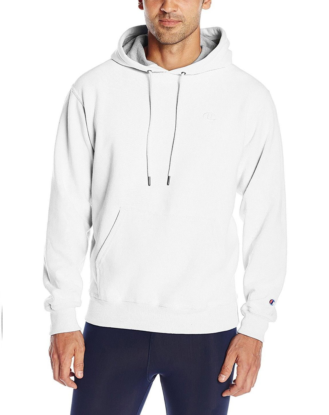 884f9a17d9ca Champion Men s Powerblend Fleece Pullover Hoodie    Check this awesome  product by going to the link at the image.