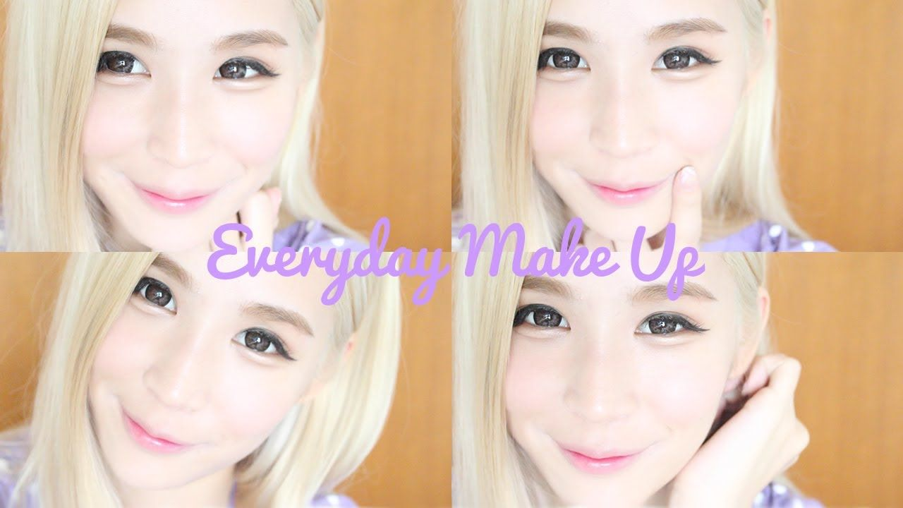Etude house ulzzang makeup tutorial beauty pinterest etude house ulzzang makeup tutorial baditri Image collections
