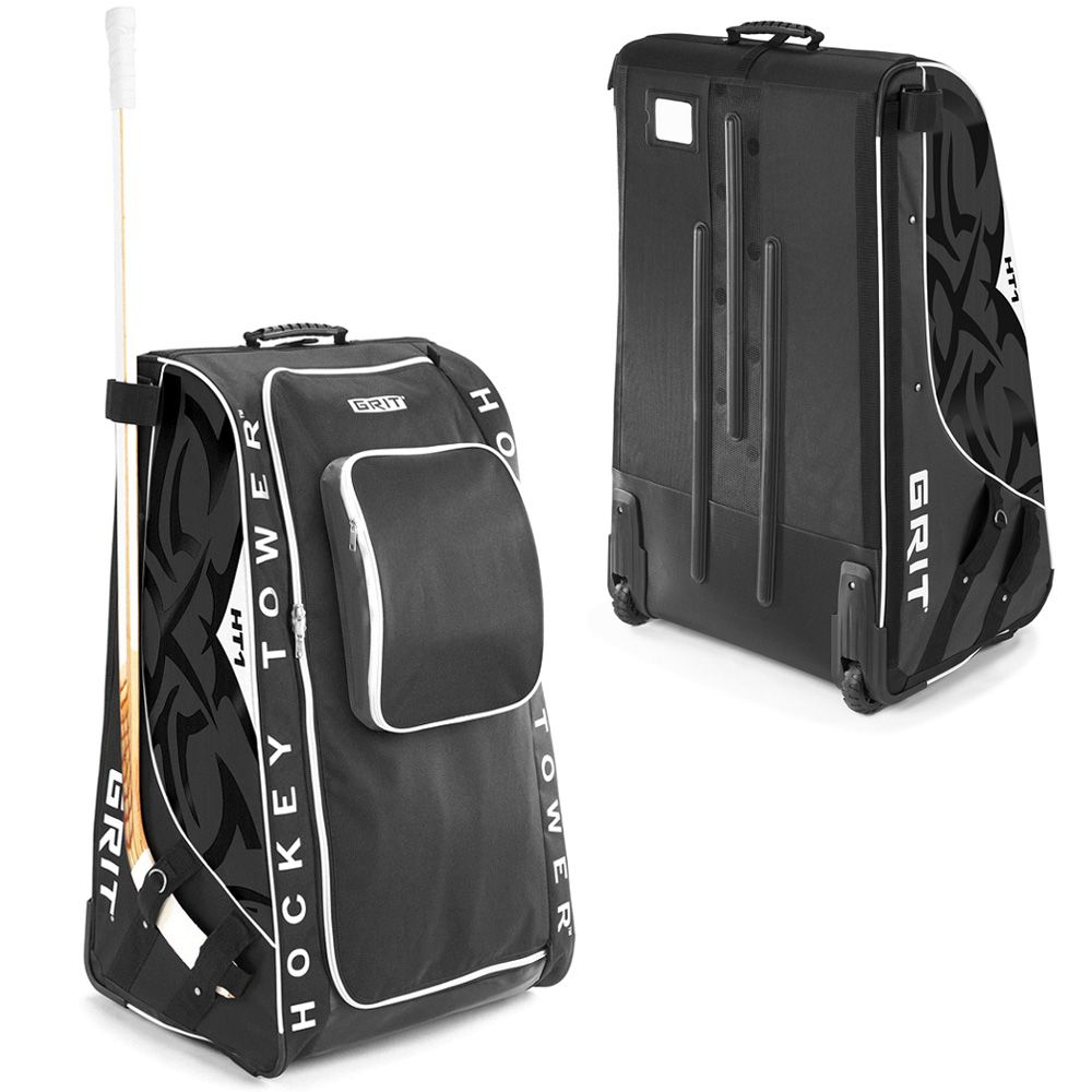 Grit Ht1 Tower Hockey Bag Large James Hockey Bag Large Bags Hockey Equipment