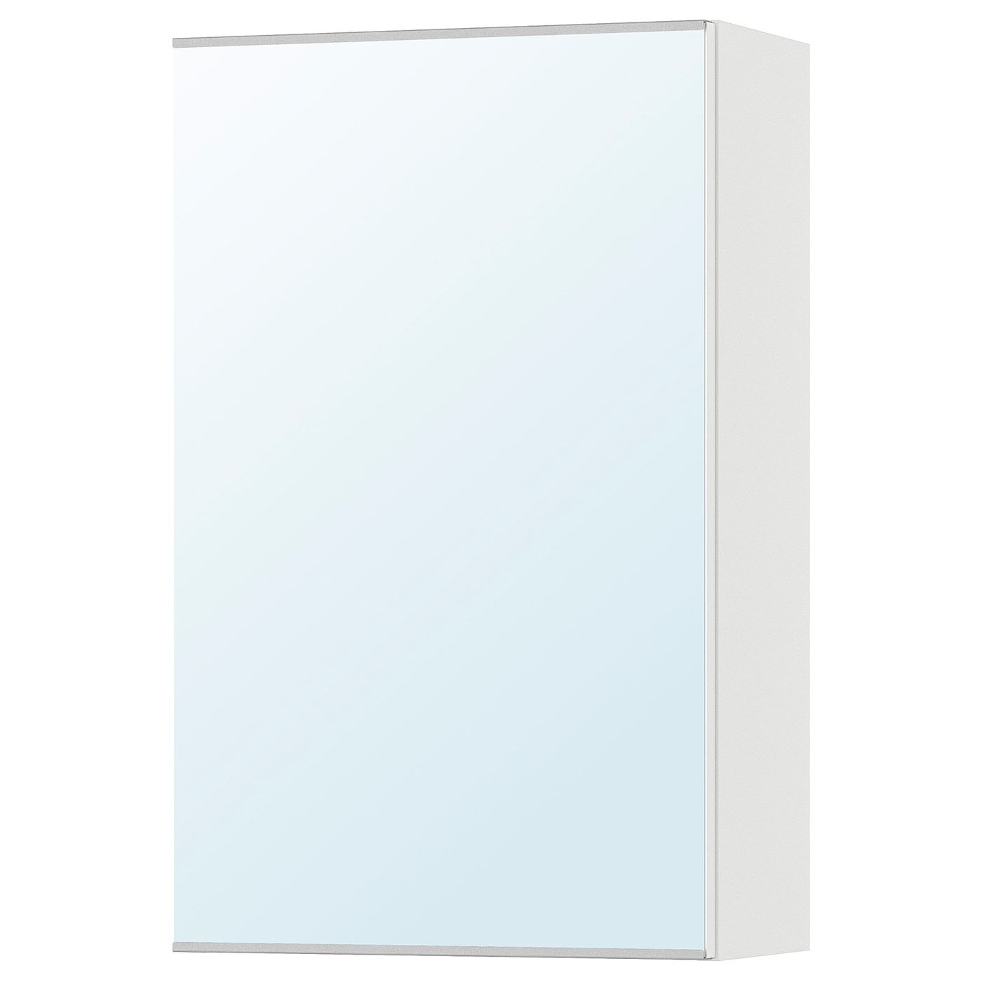 Lillangen Mirror Cabinet With 1 Door White 15 3 4x8 1 4x25 1 4 Ikea In 2020 Mirror Cabinets Bookcase With Glass Doors Mirror