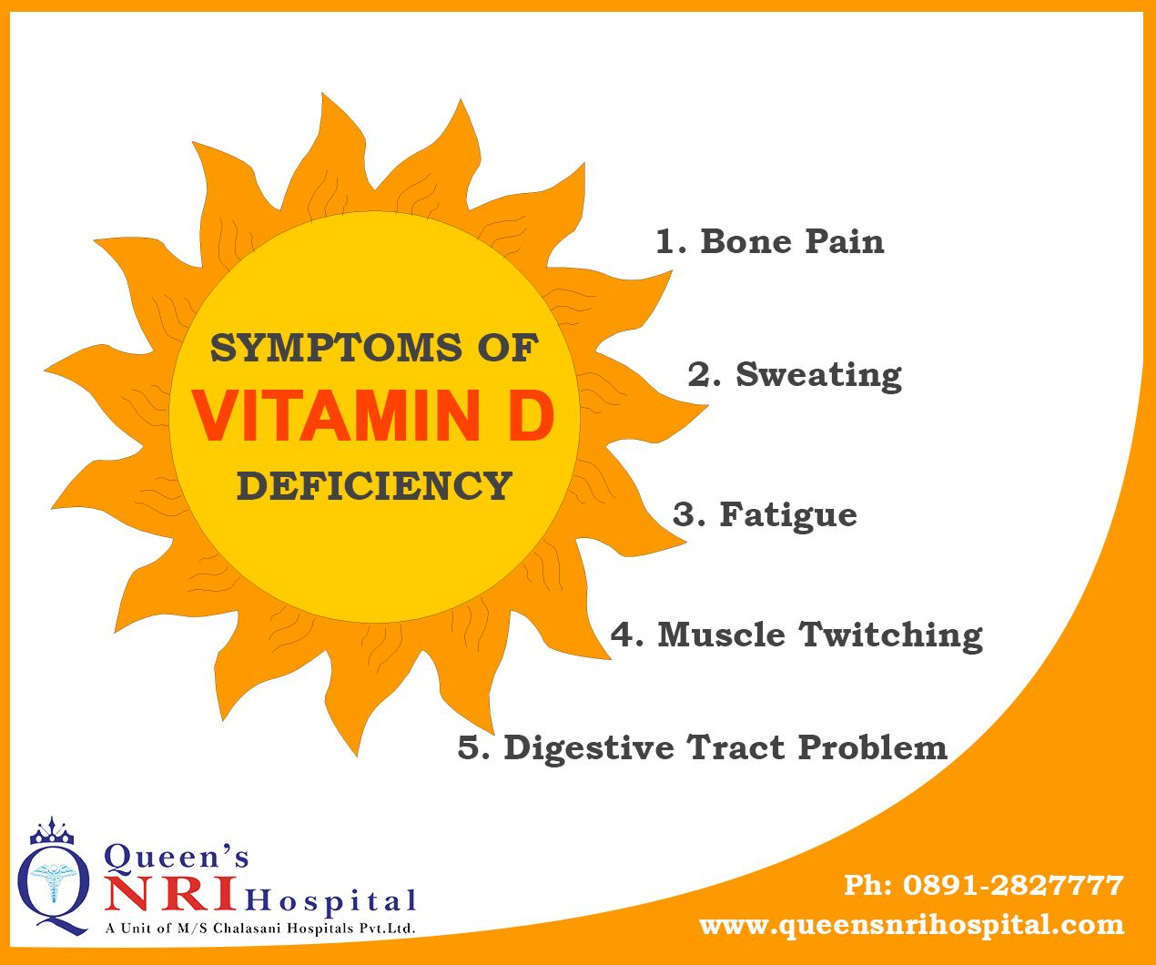 Vitamin d deficiency cause twitching