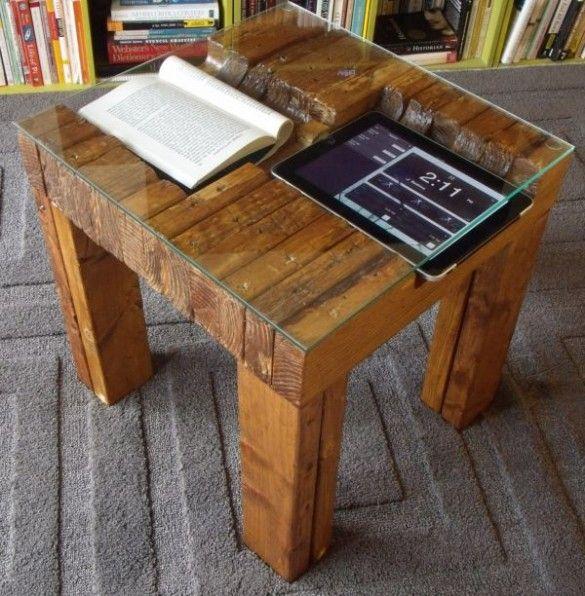 en tiempo de crisis capitalista como hacer muebles con palets de madera usados webguerrillero - Hacer Mesa Con Palet