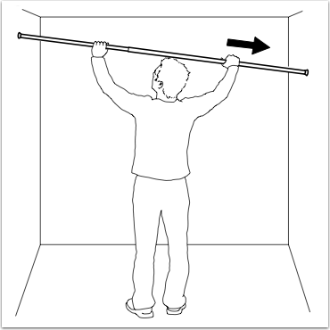 How To Adjust Ikea Savern Showe Curtain Rod With Images