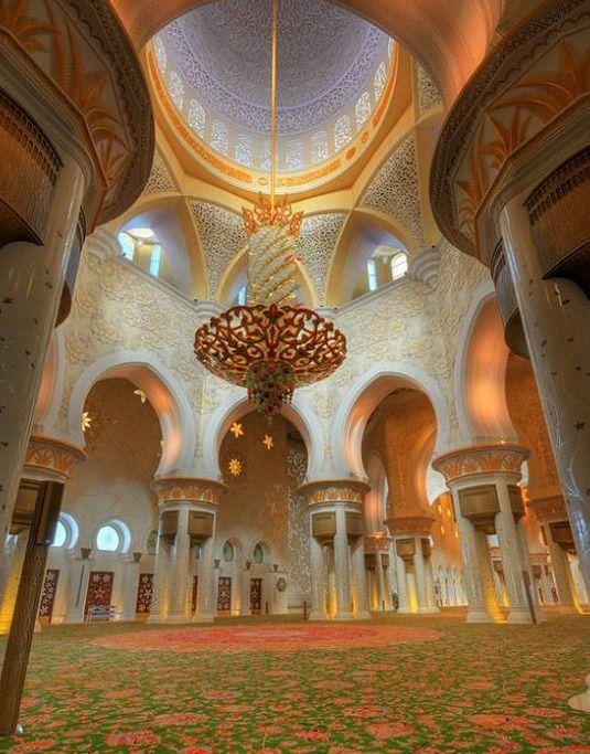 Sheikh Zayed Mosque Interior Design Mosque Sheikh Zayed Grand Mosque Architecture