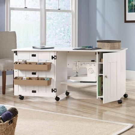 Sauder sewing and craft table multiple finishes walmart if sauder sewing and craft table multiple finishes walmart watchthetrailerfo