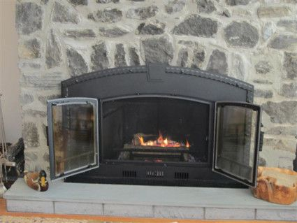 You Canu0027t Beat Stollu0027s High Quality Glass Doors For Zero Clearance  Fireplaces!