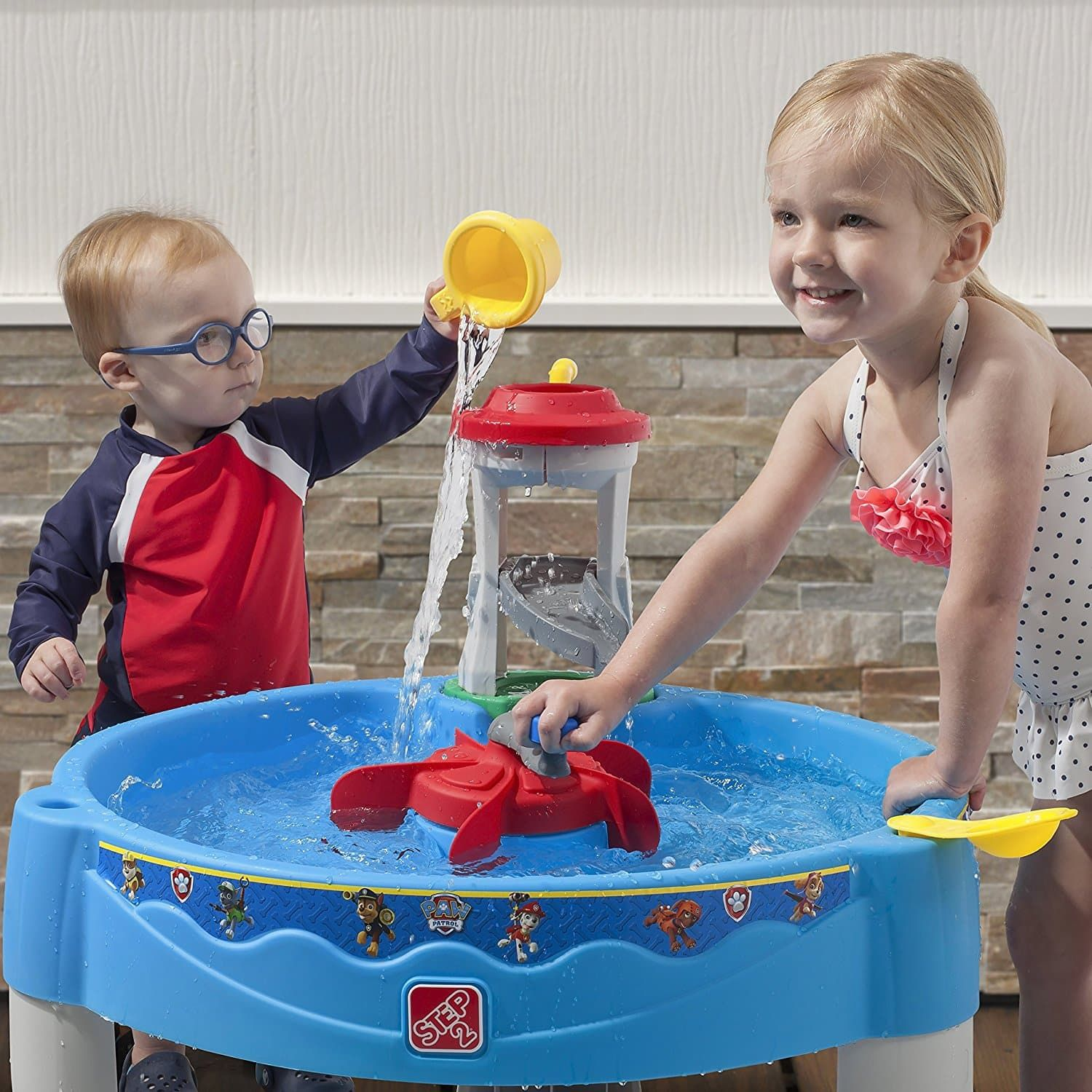 Step2 Paw Patrol Water Table | Best Water Tables for Kids ...