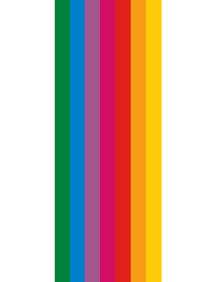 Retro Rainbow Brights Straight Art Print By Circa78designs Society6 Rainbow Background Birthday Photo Background Rainbow Wallpaper