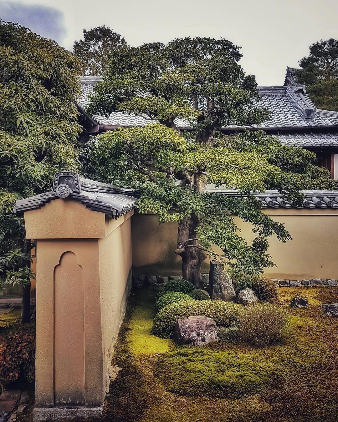 Daitokuji Ryogenin Rockgarden Mossgarden Zengarden Garden