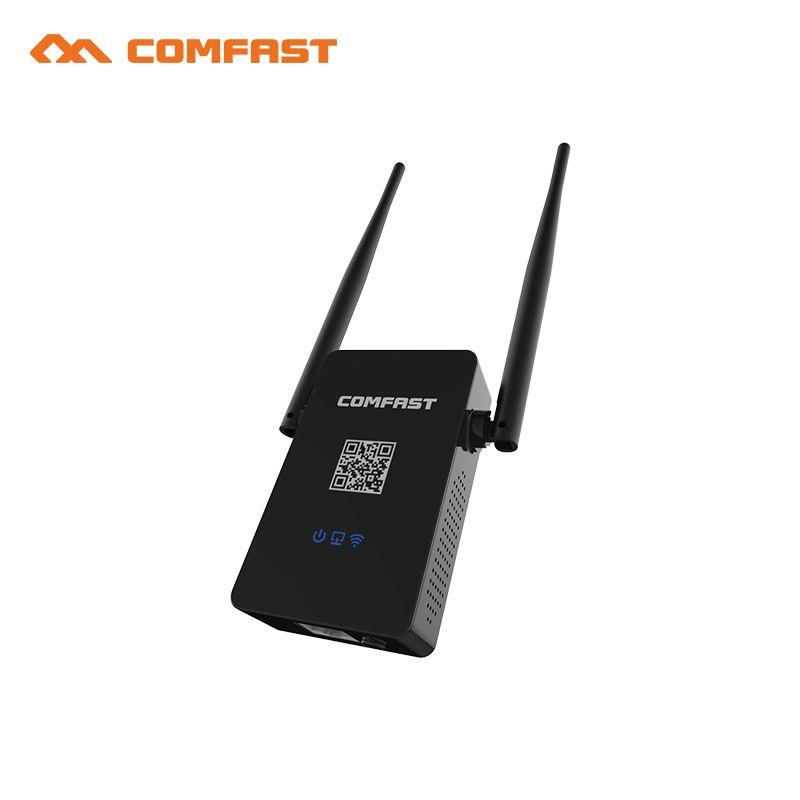 5pcs 750mbps Wifi Repeater Cf Wr750ac V2 802 11ac 2 4g 5 8g Dual