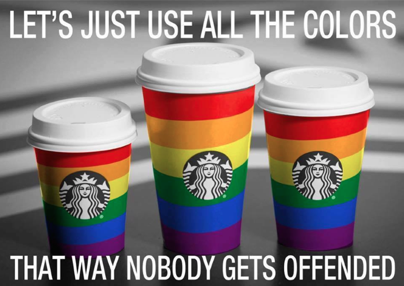 The 10 Best Responses to the Starbucks Christmas Cup Controversy ...