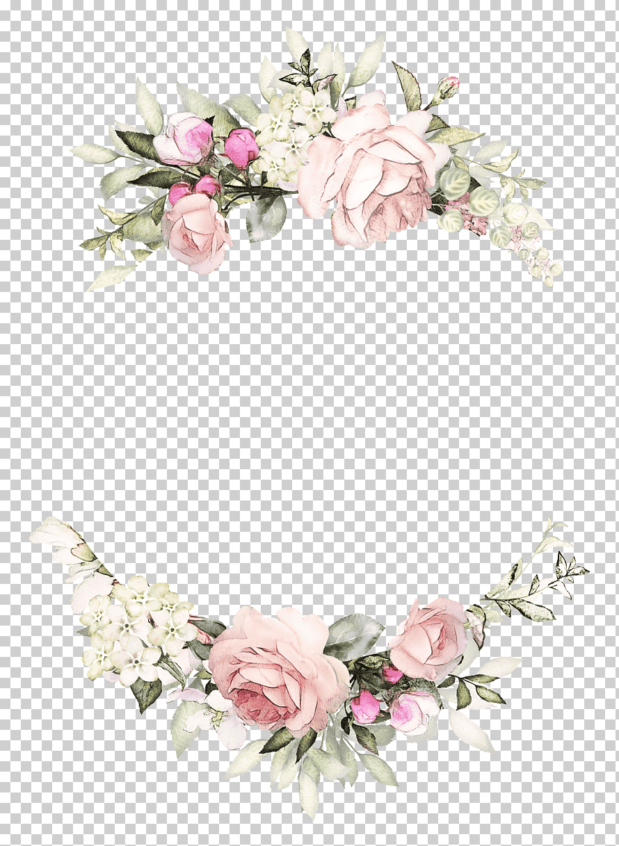 Vintage Bunga Png : vintage, bunga, Wedding, Invitation, Wreath, Paper, Floral, Design,, Vintage, Invitations,, Waterco…, Wreaths, Illustration,, Background,