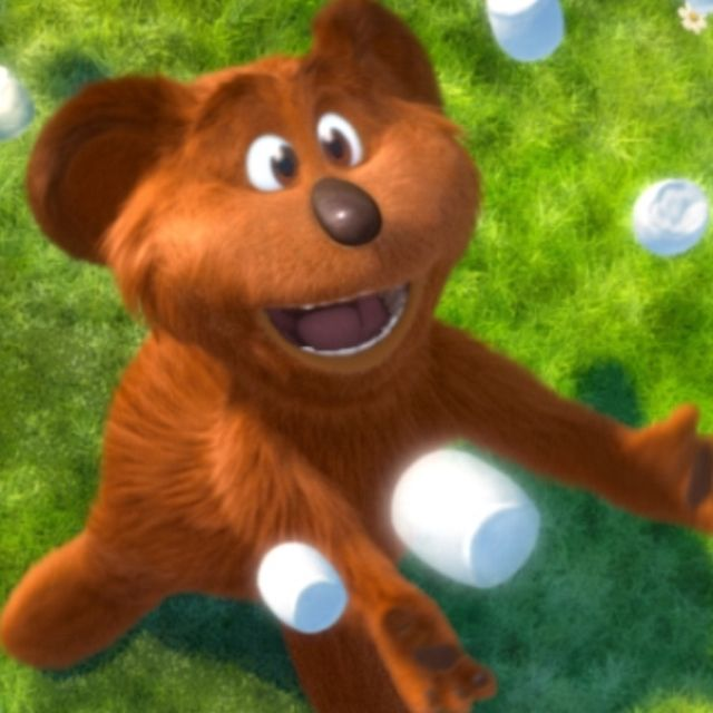 Bear With Marshmellows X The Lorax Horton Hatches The Egg Red Fish Blue Fish