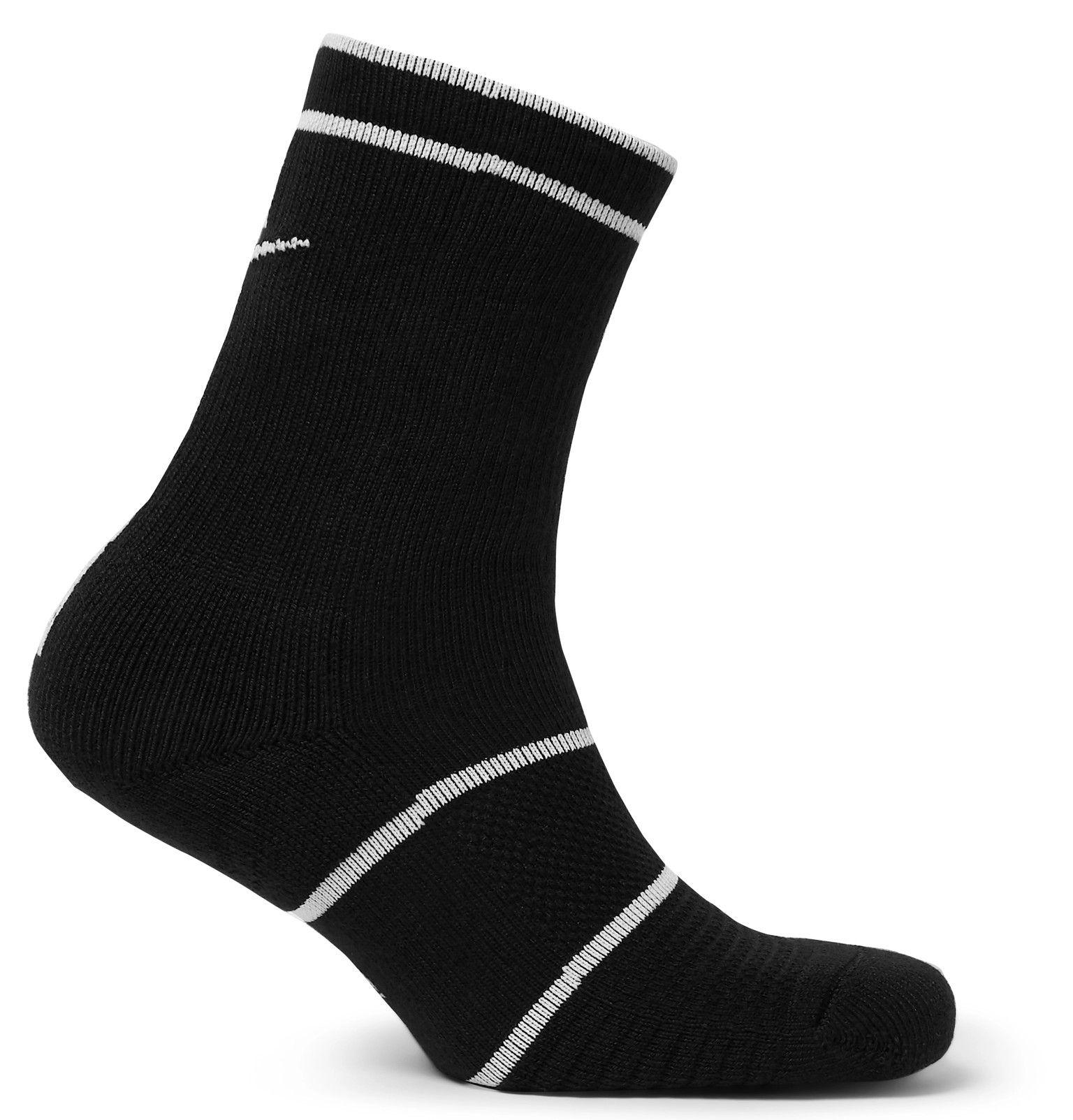Nike Tennis Nikecourt Essentials Cushioned Dri Fit Tennis Socks Men Black Tennis Socks Nike Tennis Tennis