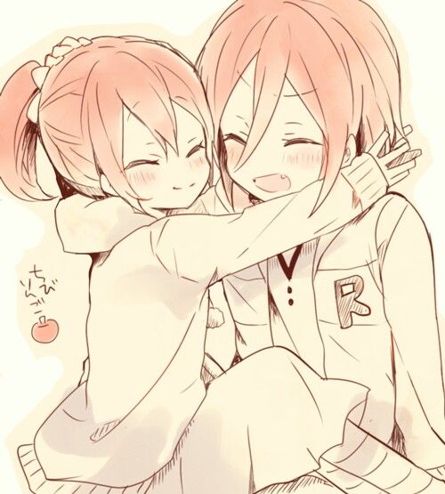Gou And Rin These Two Have The Greatest Brothersister -4952