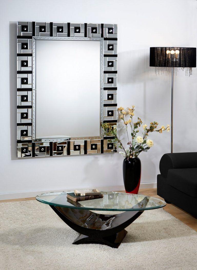 Miroir d coratif design 1 id es de d coration int rieure french decor 1 en 2019 espejos - Miroir decoratif design ...