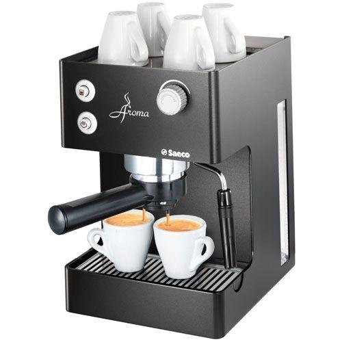 Saeco Aroma Espresso Machine Black Review Buy Now
