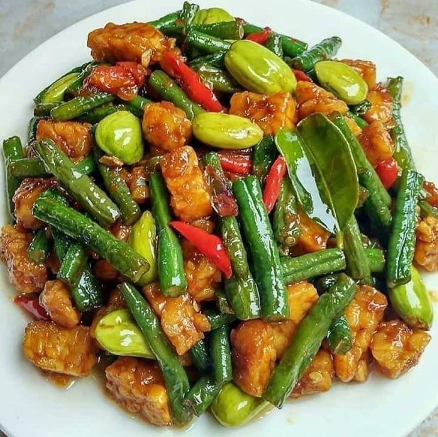 Resep Oseng Kacang Panjang Tongkol Jagung Yang Enak Dan Sederhana Iniresep Com Resep Resep Masakan Masakan Resep Masakan Cina