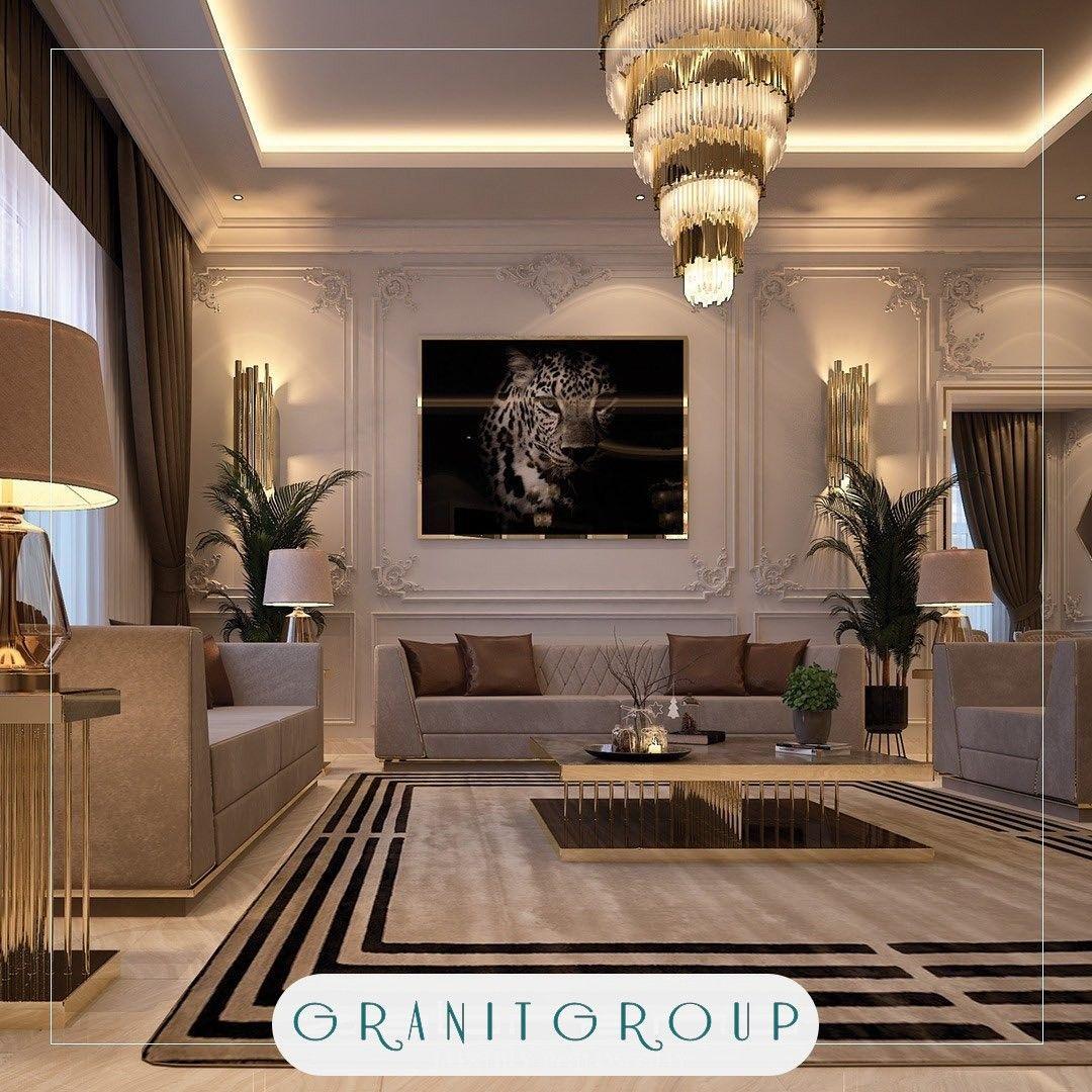 ديكور وتصميم صالة جلوس مودرن في إسطنبول House Bathroom Mirror Home Decor