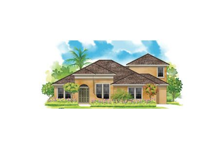 By Homes By Westbay At Watergrass House Map Zephyrhills Florida Master Planned Community