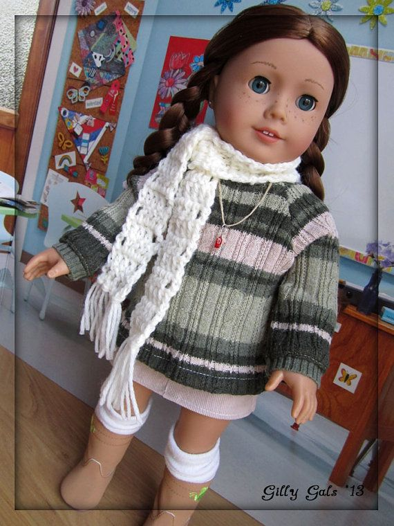 Go Green - American Girl Doll clothes outfit by Gilly Gals | crafts ...