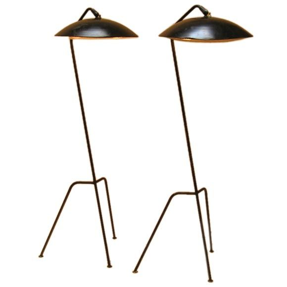 grossman lighting. Pair Of Greta Grossman \ Lighting R