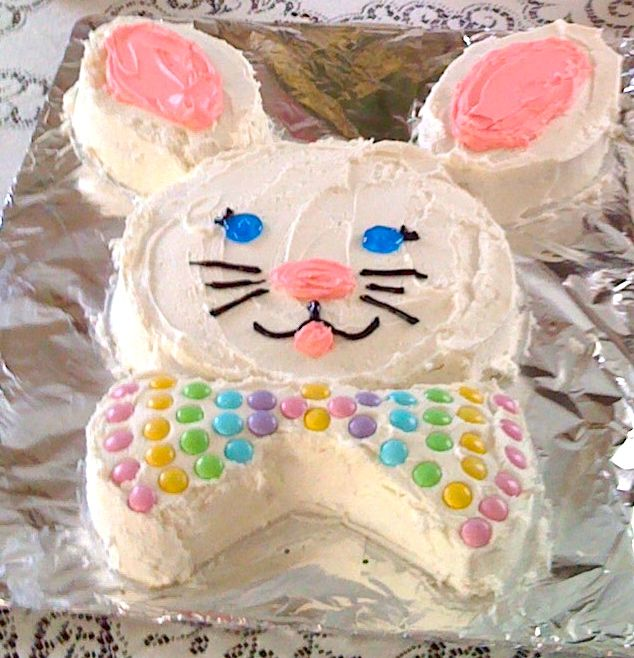 Another Bunny Cake