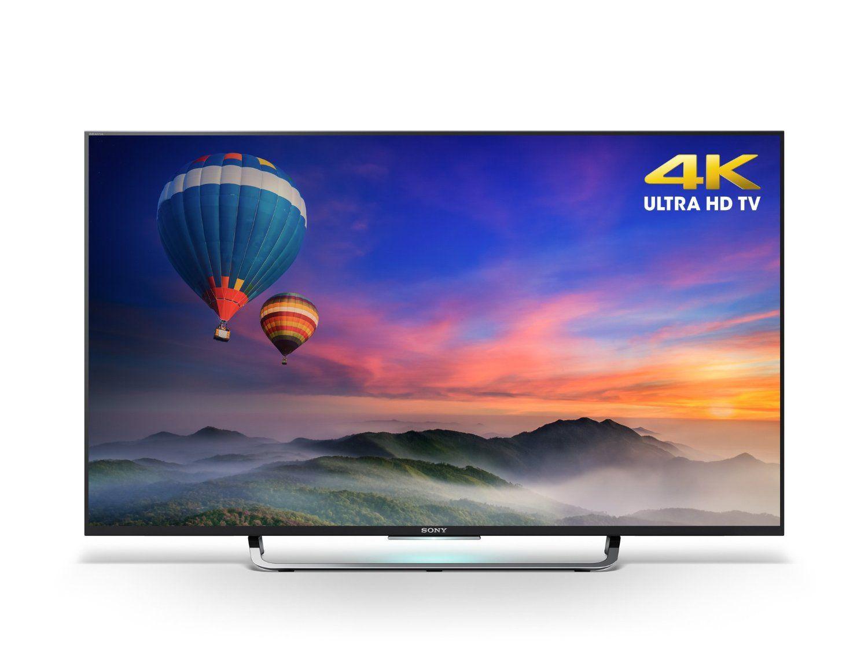 Amazon Com Sony Xbr49x830c 49 Inch 4k Ultra Hd 120hz Smart Led Tv