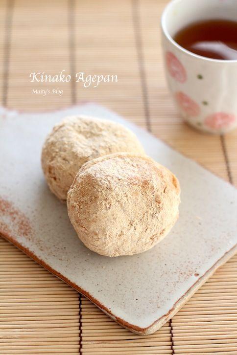 きな粉の揚げパン - 1ヶ月2万円の節約レシピ (マイティのブログ)