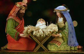 Amazon.com: Holy Family, Set of 4, 09-07181: Home & Kitchen