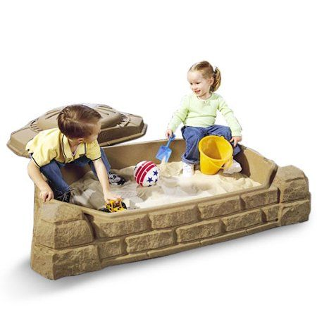 Toys Sandbox Kids Sandbox Sandbox With Lid