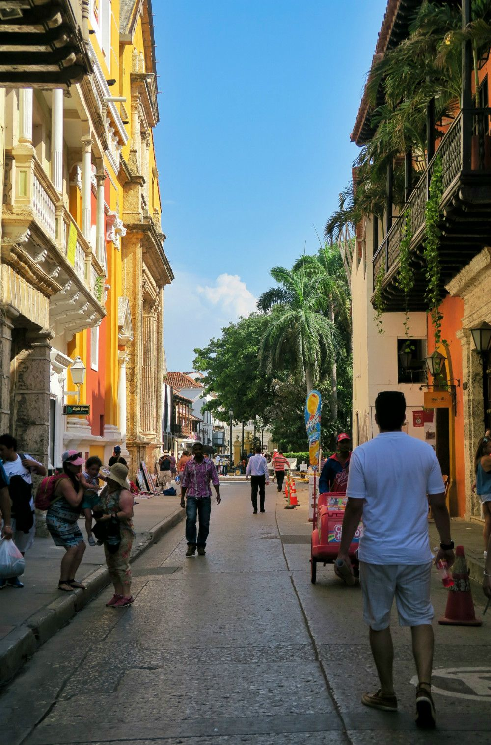 A Quick Guide To Cartagena Colombia Travel