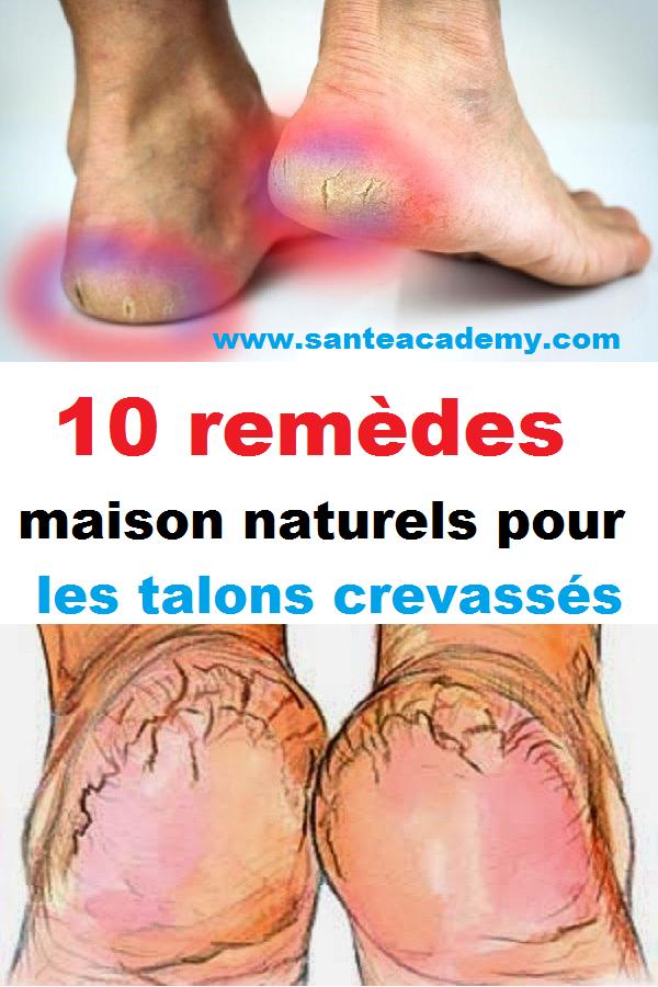 10 Remedes Maison Naturels Pour Les Talons Crevasses Pedicure Medical Care Medical