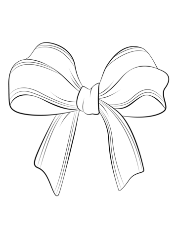 Christmas Bow Coloring Page Free Printable Coloring Pages Bow Drawing Free Printable Coloring Pages Printable Coloring Pages
