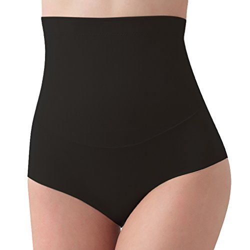 276ddaa66687e Vogue of Eden Womens Postpartum Recovery Briefs Slimming Body Shapewear  Black XL     Click image to review more details.