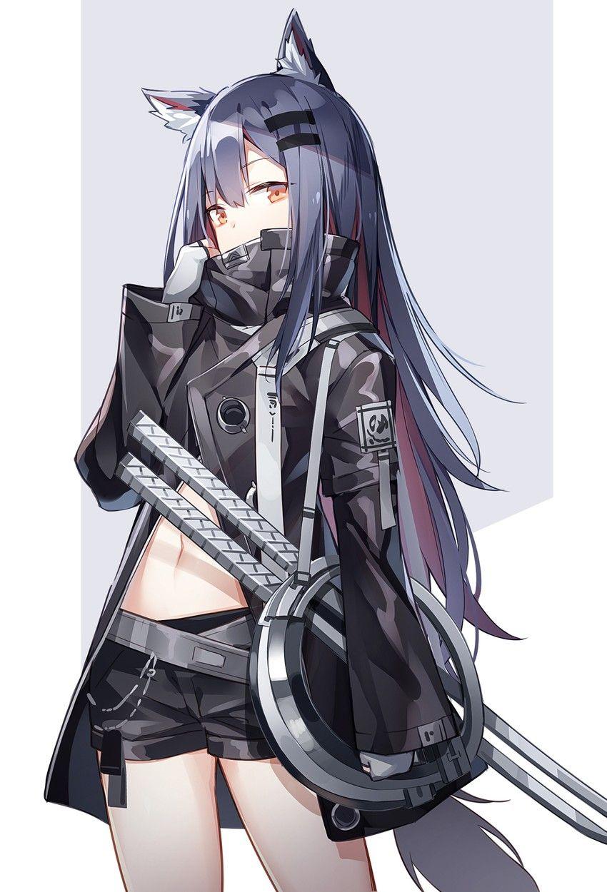 wolfy lol im weird  Anime wolf girl, Manga girl, Anime warrior