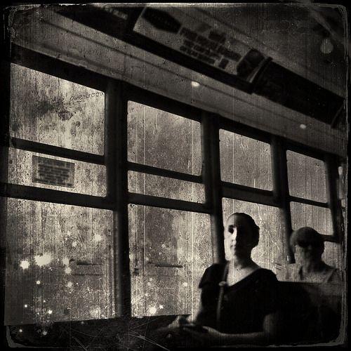 new orleans streetcar night | Jack Barnosky