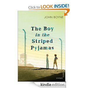 The Boy In The Striped Pyjamas Vintage Childrens Classics John Boyne Amazon Com Kindle Store Striped Pyjamas John Boyne Pyjamas