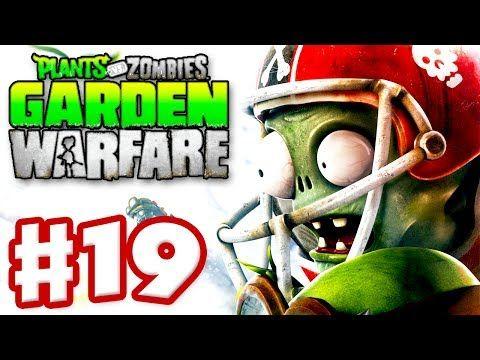 Plants Vs Zombies Garden Warfare Gameplay Walkthrough Part  All Star Level  Xbox One