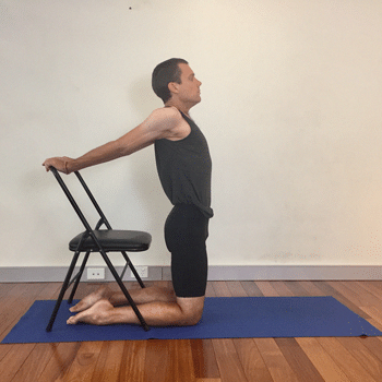 iyengar yoga poses for shoulders  yoga selection